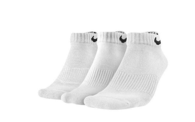 Nike Low Cut Socks  3 +1 ( 4Pairs ) Pack   Color White