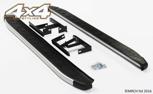 For Ssangyong Rexton 2006 - 2013 Side Steps Running Boards Set