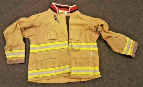46x37 29L Cairns Brown Firefighter Jacket Turn Out Gear No Liner  FREE SHIPPING