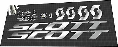 MX bike Snowboard Genuine Large SCOTT sticker decal for MTB Ski