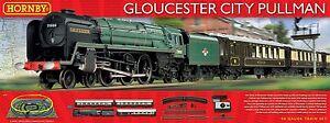 R1177-Hornby-Gloucester-CIUDAD-Pullman-Tren-Juego-Regalo-Ondear-Scotsman