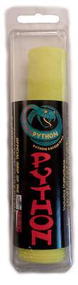 Python Yellow Rubber Racquetball Grip