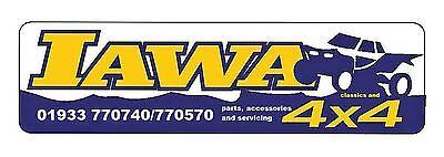 Iawa classics and 4X4'S