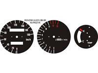Suzuki Genuine RGV250 K-L 1989-1990 Speedometer Tachometer Bolt 07130-0610B