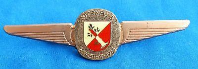 Sternflug Luftverkehr Wahlstedt 1973, Capt. WingPin, erloschene Gesellschaft (3)