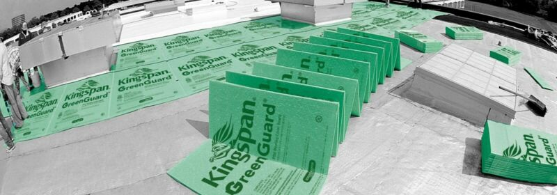 Greenguard PB6 3/8 Roofing Recovery Board