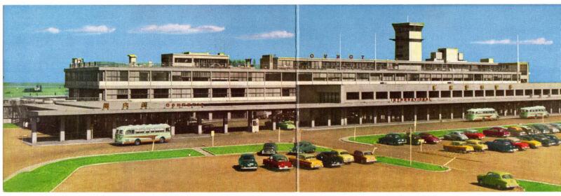 TOKYO JAPAN INTERNATIONAL AIRPORT 1950