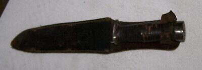 Vintage Cattaraugus 225Q WW2 Era Military Fighting Knife