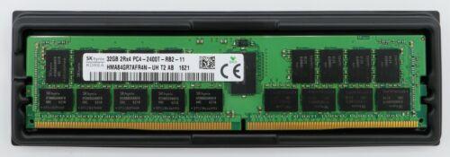 SK Hynix 32GB DDR4 2400MHz SERVER ECC Registered RDIMM RAM HMA84GR7AFR4N-UH