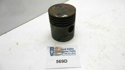 Piston For A 22-36 Mccormick Deering
