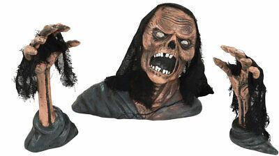 Halloween Horror Zombie Gartenstecker NEU - Partyartikel Dekoration Karneval Fas