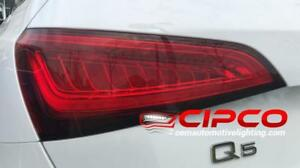 2013, 2014, 2015 Audi Q5, SQ5 Left Driver Side or Right Passenger Side OE, OEM Tail Light, Lamp Assembly Replacement