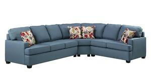 BRAND NEW CANADIAN MADE SECTIONALS ON SALE (AD 288)