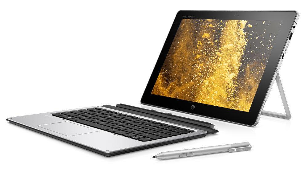 "NEW HP Elite x2 1012 12"" IPS Core m5-6Y54 1.1GHz 8GB RAM 128GB SSD Win10 Pro"