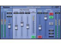 Sonnox Limiter v1 - Professional audio software licence