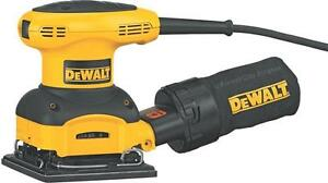 DEWALT - TOP QUALITY ORBITAL SANDER - NEW IN BOX - COMPARE WITH BIG BOX STORE PRICES!!!