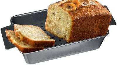 2 Pieces Kitchen Non Stick Loaf Pan, Bake ware ,9 X 5 Inches
