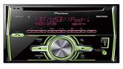 Pioneer Double DIN Car Stereo
