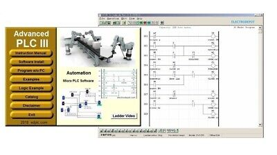 Learn Automation Ladder And Logic Programming Software Virtual Industrial Plc