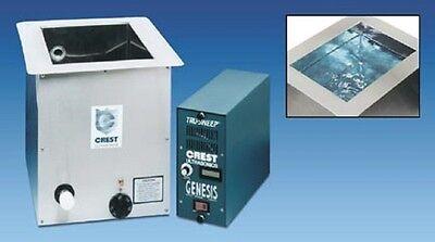 Crest Ultrasonic 10 Gallon Industrial Grade Cleaner