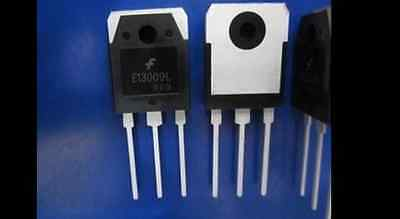 5pcs Mje13009l 13009l Npn Power Transistor To-3p