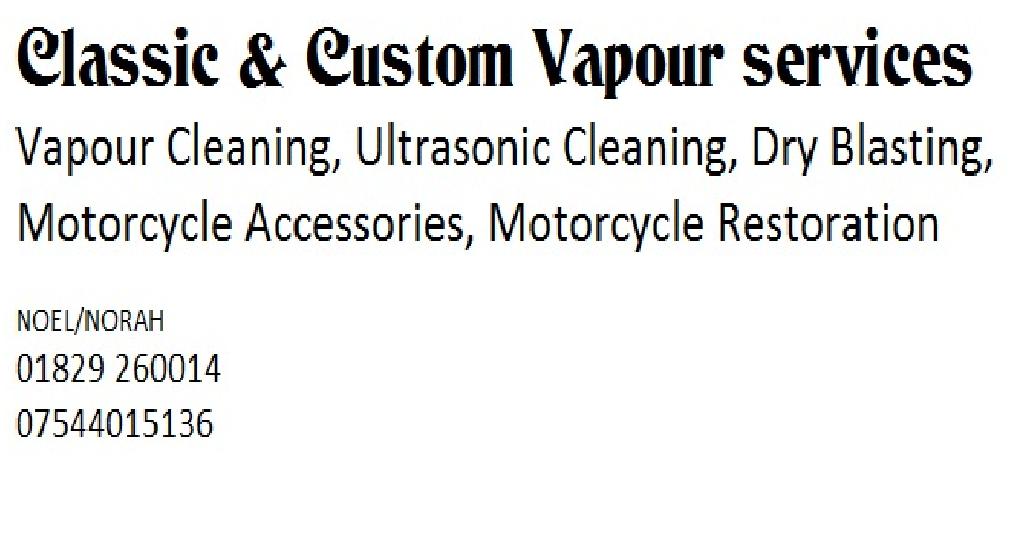 Classic & Custom Vapour Services
