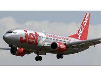 Return flight to Tenerife