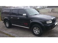 Mazda B2500 Barracuda 2.5 Diesel 4x4 Double Cab Pick Up (Special Edition)