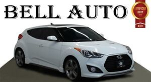 2013 Hyundai Veloster TURBO LIMITED LEATHER PANORAMIC ROOF NAVIG