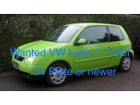Wanted Lupo 1.7 sdi
