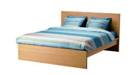 Double Bed Frame -Malm