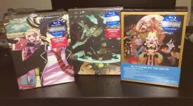 Blue Exorcist Aniplex USA Anime Box Sets