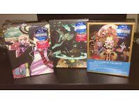 Blue Exorcist Aniplex USA Anime Box Sets