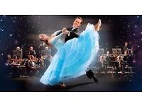 UNDER HALF PRICE. 2 Tickets Strictly Anton & Erin dancing tour - Dundee 3rd MARCH