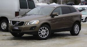 2010 Volvo XC60 T6! AWD! HEATED LEATHER! SUNROOF!