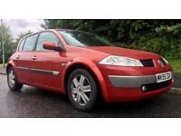 2005 RENAULT MEGANE D-MIQUE 1.9 DCI 130 BHP E4 6 SPEED FULL SERVICE HISTORY MINT DRIVE / SERVICED