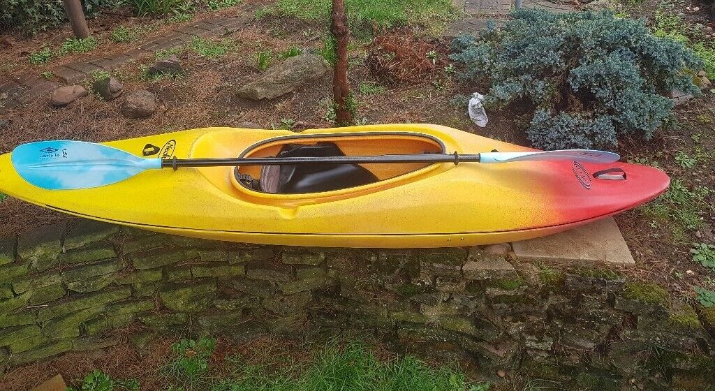 Necky Jive Kayak, canoe  Good condition being sold to make room in my  garage  | in Glen Parva, Leicestershire | Gumtree