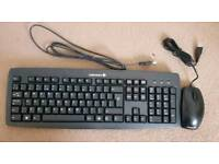 Cherry business k-1 Keyboard and mouse - **free local delivery**
