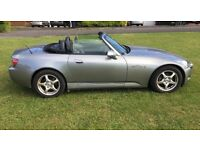 A beautiful Honda S2000 for sale - very good condition.