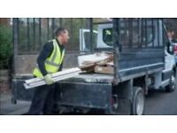 Rubbish removal services same day clearance any waste wood metal stones