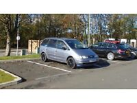 Ford Galaxy Silver 5 door 7 seater 1997