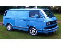 VW T25 Camper - Panel Van with Multi Van Interior, Rock and Roll Bed for sale  Watchet, Somerset