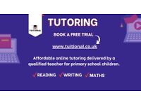 ONLINE TUTORING   GROUP SESSIONS £9.50   TRIAL A CLASS FOR FREE