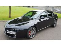 Alfa Romeo 159 Black Edition with only 39,000 miles