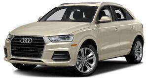 2018 Audi Q3 2.0T Technik