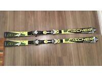 Fischer RC4 Slalom World Cup skis - 161cm