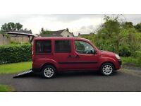 2011 Fiat Doblo Dynamic 1.4L ⭐Wheelchair Accessible Disabled ⭐Free Delivery