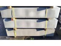 🌻Plain Concrete Fencing Base Panels * £8.50