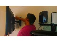 Do you want ,TV wall mounting, Audio, Video, wiring? cable management ,Installer?
