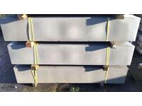 💧Plain Concrete Fencing Base Panels * New Posts